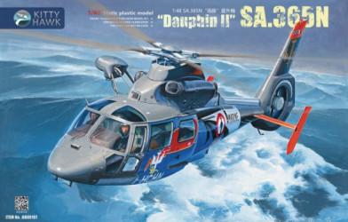 KITTY HAWK Sa.365N Dauphin II