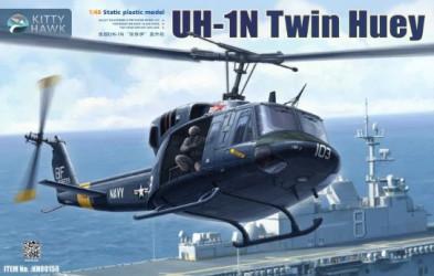 KITTY HAWK UH-1N Twin Huey