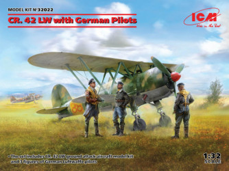ICM CR. 42 LW with German...