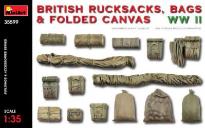MINIART British Rucksacks,...