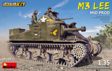 MINIART M3 Lee mid