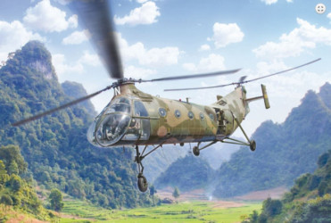"ITALERI H-21C ""Flying..."