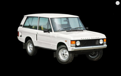 ITALERI Range Rover Classic...
