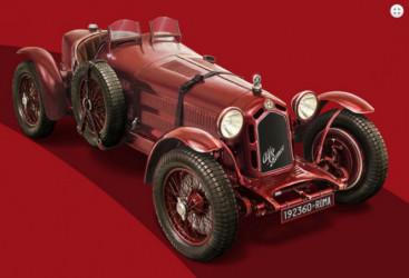 ITALERI Alfa Romeo 8C/2300...