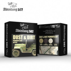 ABTEILUNG 502 PIGMENTS Dust...