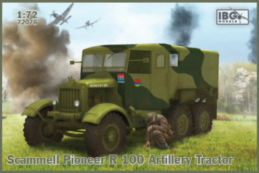 IBG Scammell Pioneer R 100...