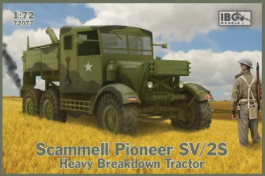 IBG Scammell Pioneer SV/2S...