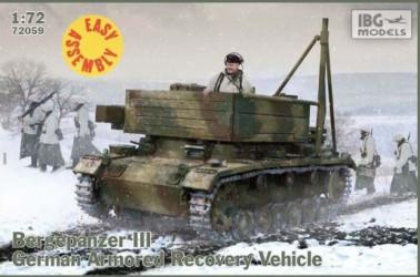 IBG Bergepanzer III (Easy...