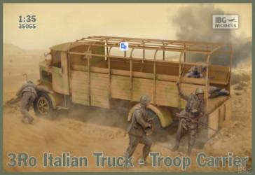 IBG 3Ro Italian Truck Troop...