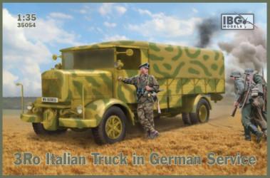 IBG 3Ro Italian Truck in...