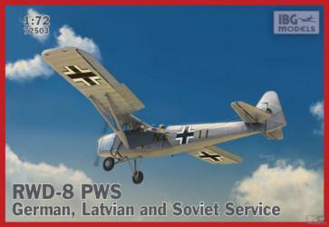 IBG RWD-8 PWS German Service