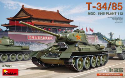 MINIART T-34/85 Mod.1945...