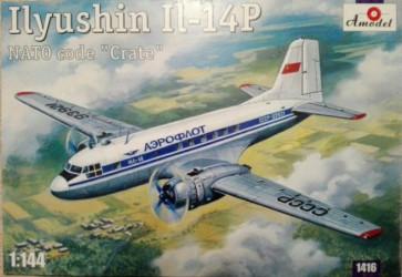 AMODEL Ilyushin IL-14P...
