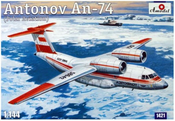 AMODEL Antonov An-74 Polar...
