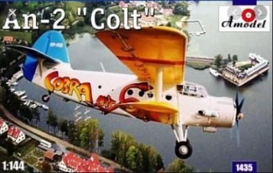"""AMODEL Antonov An-2 """"Cobra"""""""