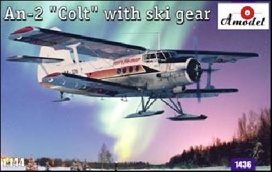 "AMODEL Antonov An-2 ""Colt""..."