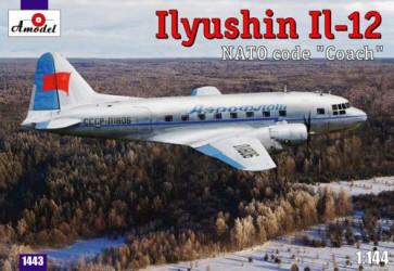 AMODEL Ilyushin IL-12...