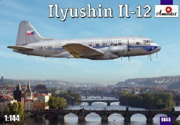 AMODEL Ilyushin IL-12 Czech...