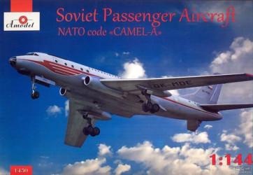 AMODEL Tupolev Tu-104...