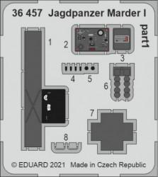 EDUARD Jagdpanzer Marder I