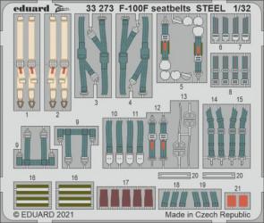 EDUARD ZOOM SET F-100F...
