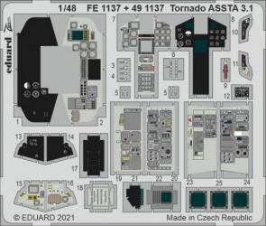 EDUARD ZOOM SET Tornado...