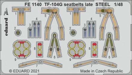 EDUARD ZOOM SET TF-104G...