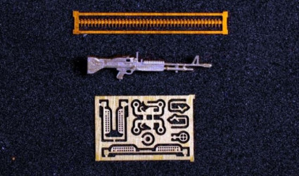MINIWORLD M60 Machine Gun US