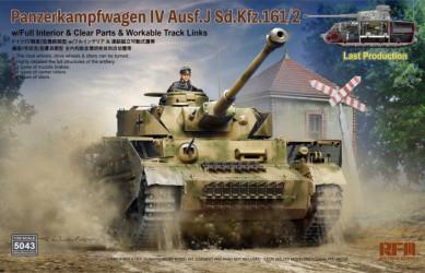 RYEFIELD Panzer IV Ausf.J...