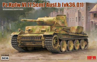 RYEFIELD Panzer VI Ausf.B...