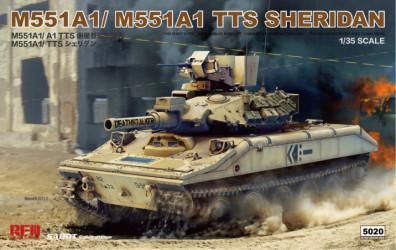 RYEFIELD M551A1/M551A1 TTS...