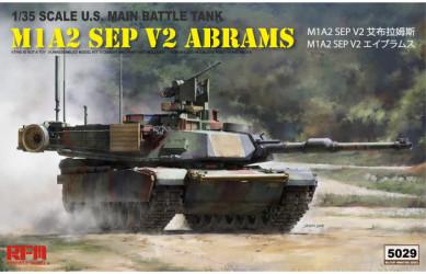 RYEFIELD M1A2 SEP V2 Abrams