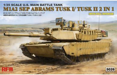 RYEFIELD M1A2 SEP Abrams...