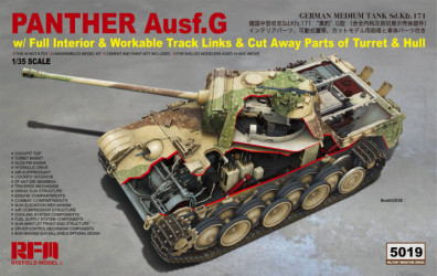 RYEFIELD Panther Ausf.G  /w...
