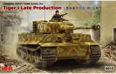 RYEFIELD Tiger I late