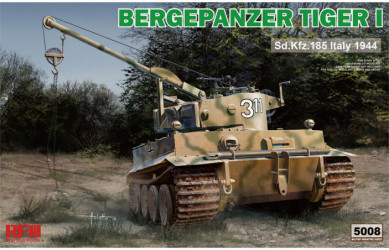 RYEFIELD Bergepanzer Tiger I
