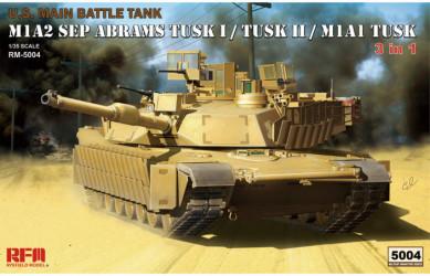 RYEFIELD M1A2 Abrams TUSK...