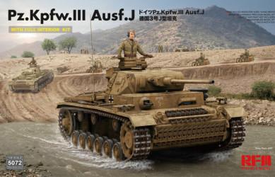 RYEFIELD Pz.Kpfw.III Ausf.J...