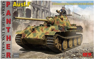 RYEFIELD Sd.Kfz.171 Panther...