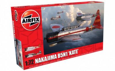 """AIRFIX Nakajima B5N1 """"Kate"""""""