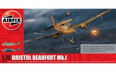 AIRFIX Bristol Beaufort Mk.I