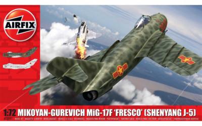 "AIRFIX MiG-17F ""Fresco"""