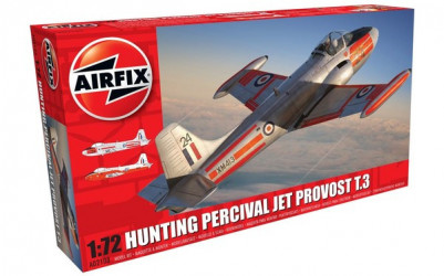 AIRFIX Hunting Percival Jet...