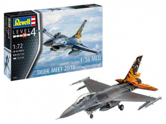REVELL F-16 Mlu 31 Sqn....