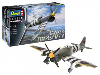 REVELL Hawker Tempest V