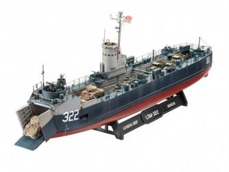 REVELL US Navy Landing Ship...