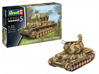 REVELL Flakpanzer IV...