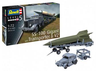 REVELL SS-100 Gigant +...