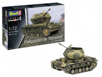 REVELL Flakpanzer III...