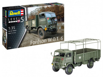 REVELL Fordson W.O.T. 6